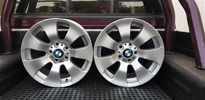 X1 Single BMW OEM 17 Mag