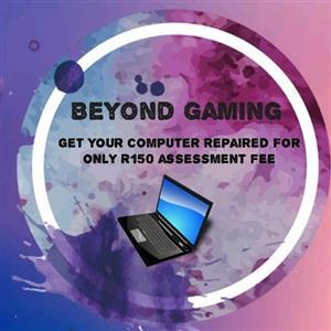 beyond gaming computer repair
