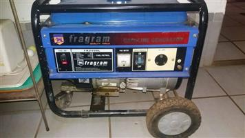 2000 Watt Fragram Generator
