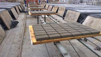 Brick Production Pallets