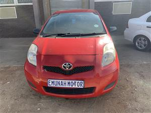 2012 Toyota Yaris 1.3 T3 5 door