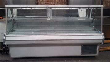 3.5m Meat Display Fridges R12500 Each