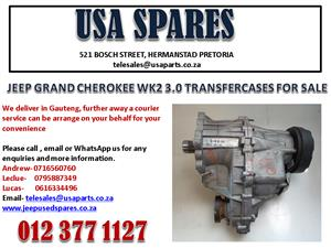 JEEP GRAND CHEROKEE 3.0 WK2 TRANSFER CASE FOR SALE.