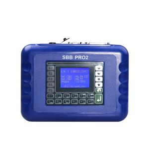 SBB Pro2 Key Programmer Support New Cars to 2017.12