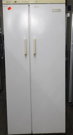 Ocean white double door fridge S036694A #Rosettenvillepawnshop