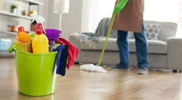 Cleaning & Laundry services - Helderberg