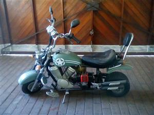 2  Adventure Motorbikes for sale -