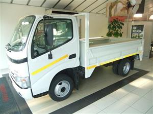 Toyota Dyna Load Body dropsides