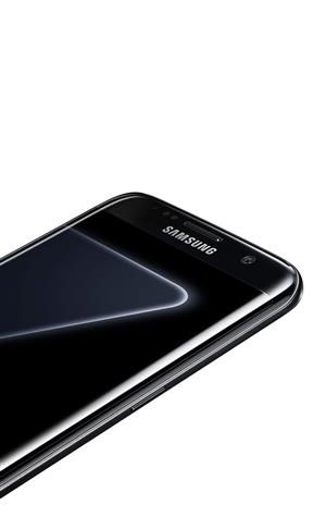 Samsung S7 Edge (Black Onyx) Excellent Condition