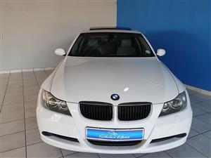 2008 BMW 3 Series 320d auto