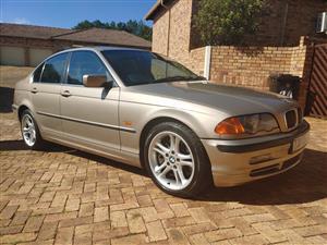 2000 BMW 3 Series sedan 330i A/T (G20)