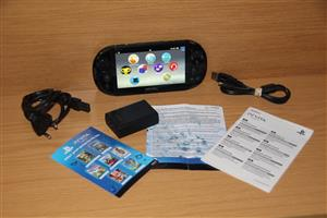 PS Vita slim and lite console