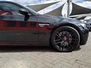 2011 BMW M3 auto