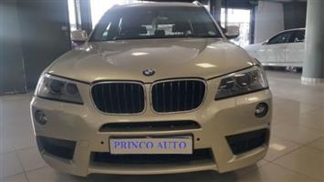 2013 BMW X3 xDrive20i auto