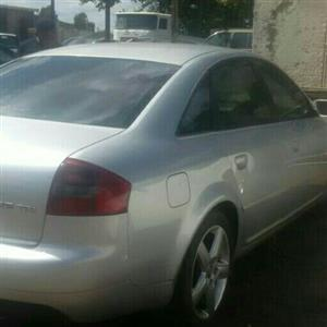 2004 Audi A6 2.4 multitronic