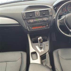 2012 BMW 1 Series 5-door 118i SPORTLINE A/T (F40)