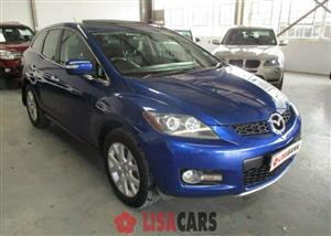 2008 Mazda CX-7 2.3T Individual