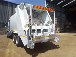 Exceptional Waste removal trucks. The year is young, dont be left behind this year.