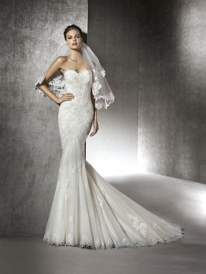Wedding Gown -San Patrick Sabana at Bridal Allure