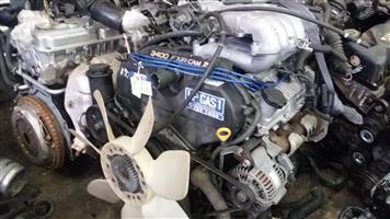 Toyota Prado 3.4 V6 Engine  # 5VZ