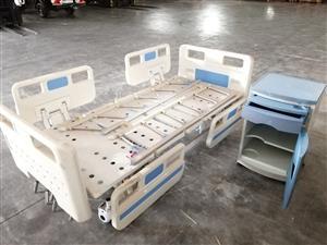 Manual - 3 Crank - Hospital Bed