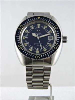 Wanted omega diver watches