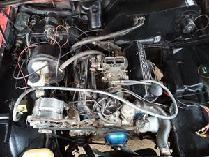 1974 Ford Cortina