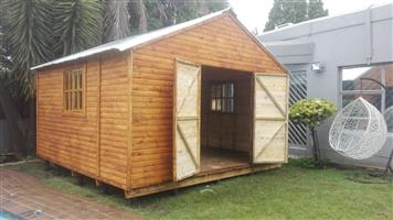 Plumtree Wendy Houses, Decking and Log Homes