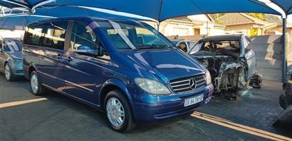 2009 Mercedes Benz Viano CDI 2.2 Trend