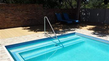 Swimming Pool Grab rail (Hand Rail)
