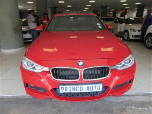 2014 BMW 3 Series 320i M Sport auto