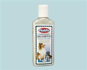 Pet Dog Conditioning Shampoo Plush Pet – 400Ml
