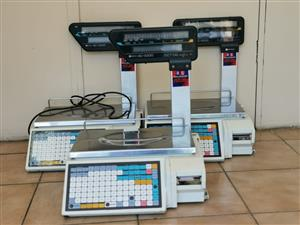 Ishida AC4000 Printing Scale
