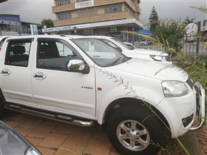 2011 GWM Steed 2.4MPi double cab Lux