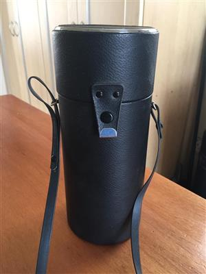 Hard case for medium telephoto lens