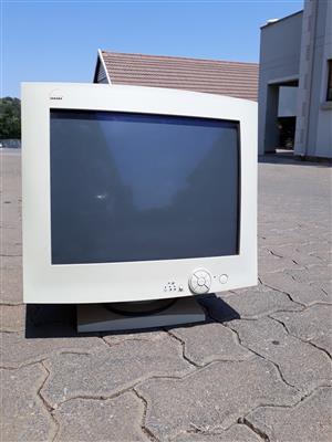 Sahara colour monitor for sale.