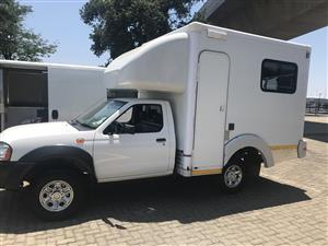 Mobile clinic BODY for sale (Jurgens)  It can be used as an