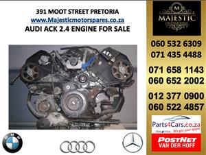 Audi ACK engine for sale