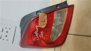 DATSUN GO 2015 TAIL LIGHTS FOR SALE