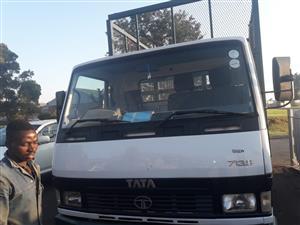 4 ton Tata Truck Diesel