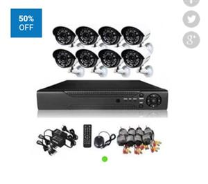 CCTV Cameras & DVR installation and repairs