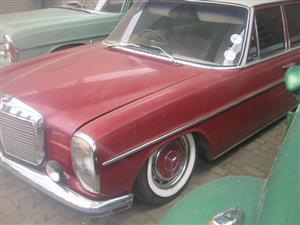 1973 Mercedes-Benz 230 - WW15 - Collector's Item - R69,000