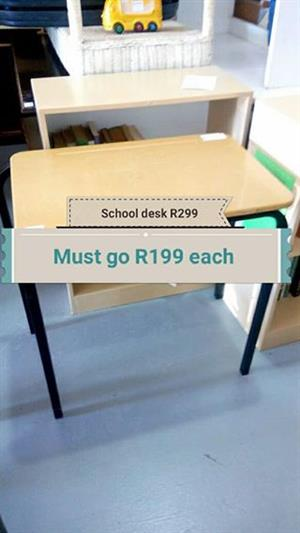 School desk for sale