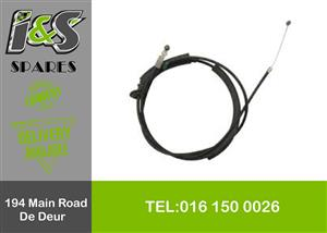 Toyota Quantum Front Handbrake Cables For Sale