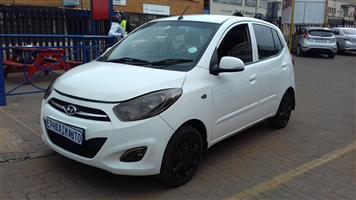 2014 Hyundai i10 1.25 Fluid