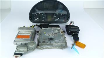 MERCEDES BENZ SPRINTER W906 646 ENGINE ECU KIT