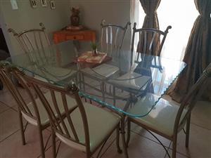 6 seater Dinning room