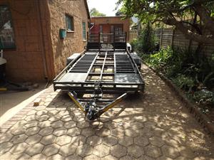 CAR TRAILER RENTAL