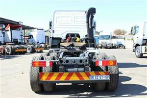 Reliable PTO and Hydraulic System Installation for Tipper Trucks