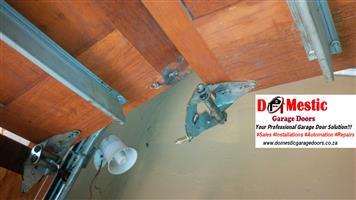 Domestic Garage Door Repairs And Service